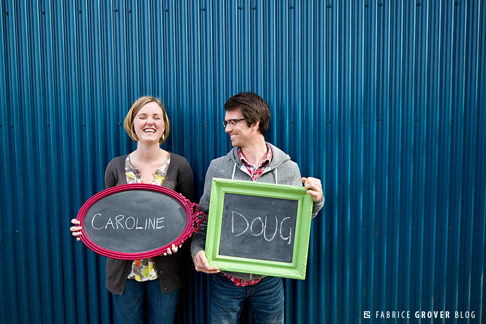 Caroline and Doug engagement photography on Granville Island, vancouver bc Canada