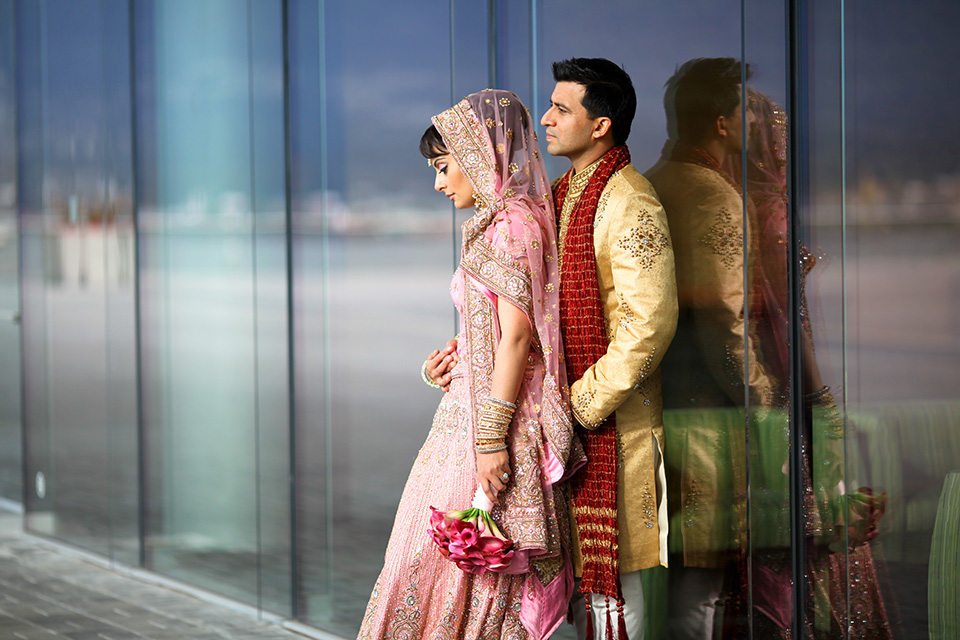 Indian wedding photographer vancouver